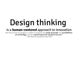Design Thinking Definition